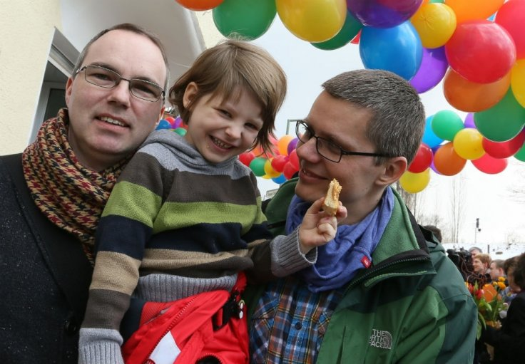 Berlin Gay Couple Become Germany's First to Adopt a Child