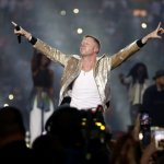 Macklemore Sings Same Love at NRL Finals in Australia