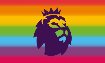 Premier League Football Go Rainbow in Support of LGBT