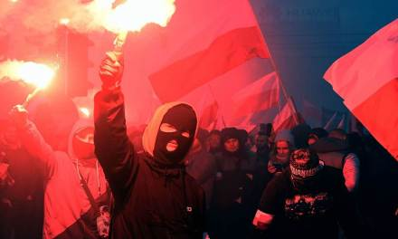 Fascists in Poland Overshadows Independence Day