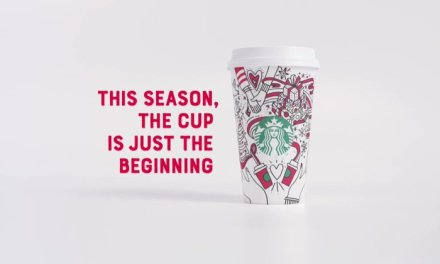 Starbucks Brings an LGBT Festive Twist