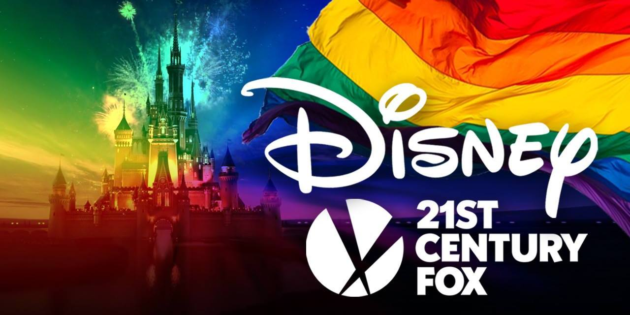 Disney Buyout of Fox Means for LGBTiQ Representation