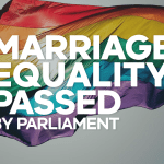 Australian Parliament Passes #MarriageEquality