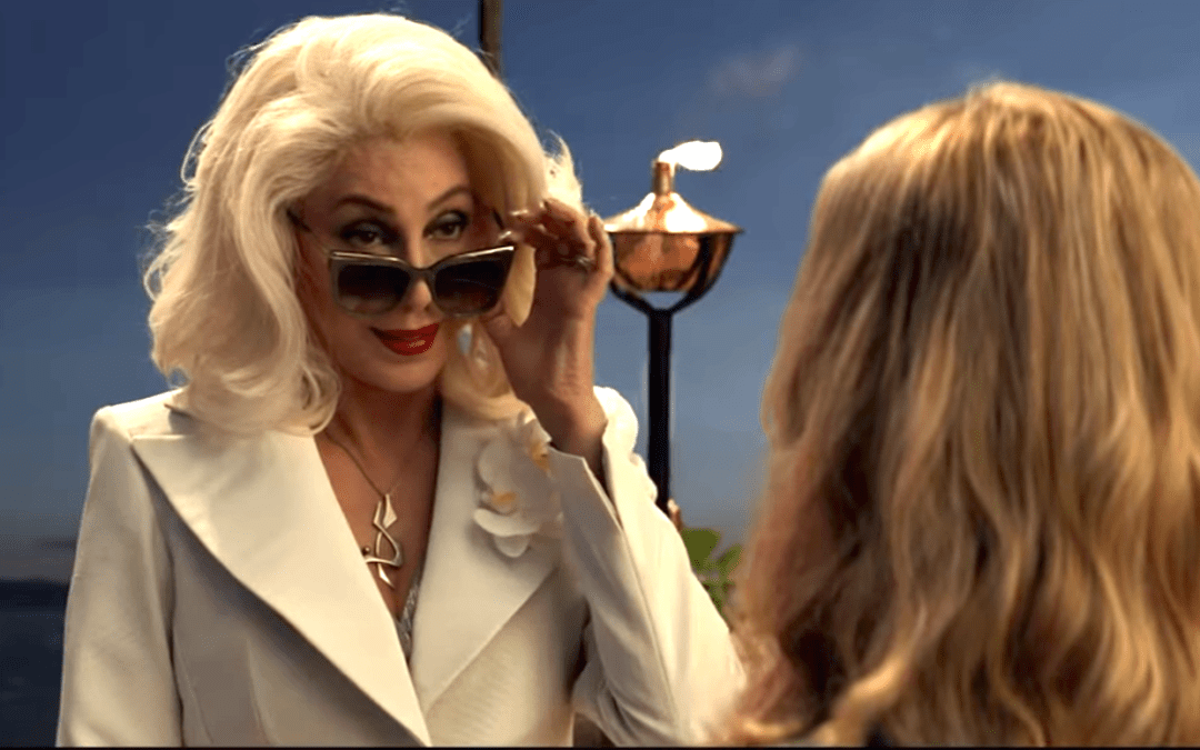 Mamma Mia! Here We Go Again with Cher – Trailer Released