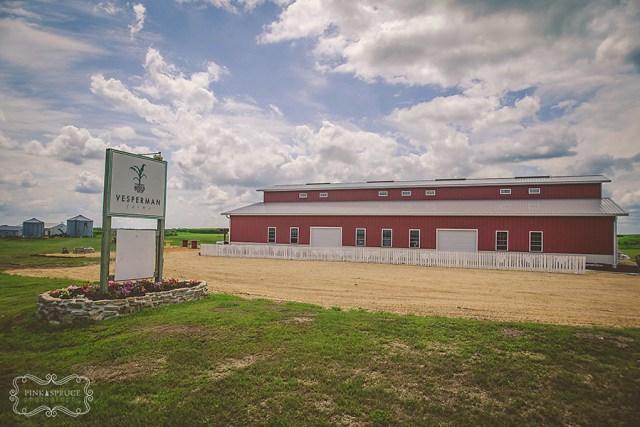 Vesperman Farms Weddings