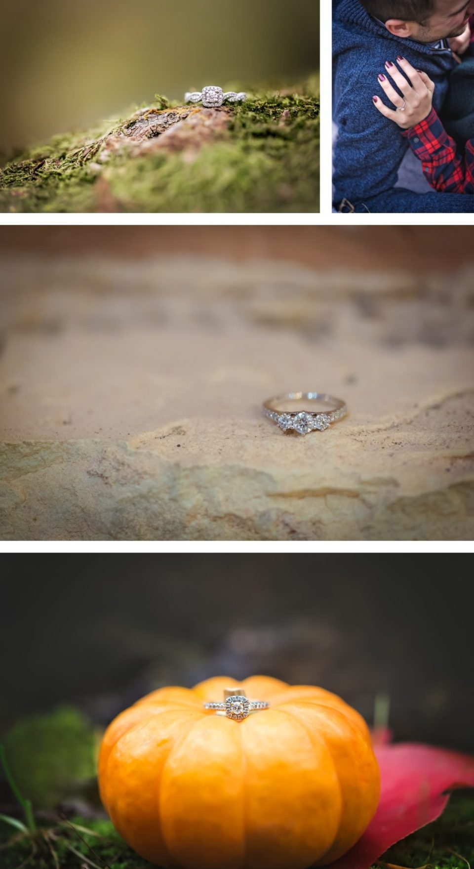 Pink Spruce Photography Best of Engagement Photos for 2017 - Engagement Rings