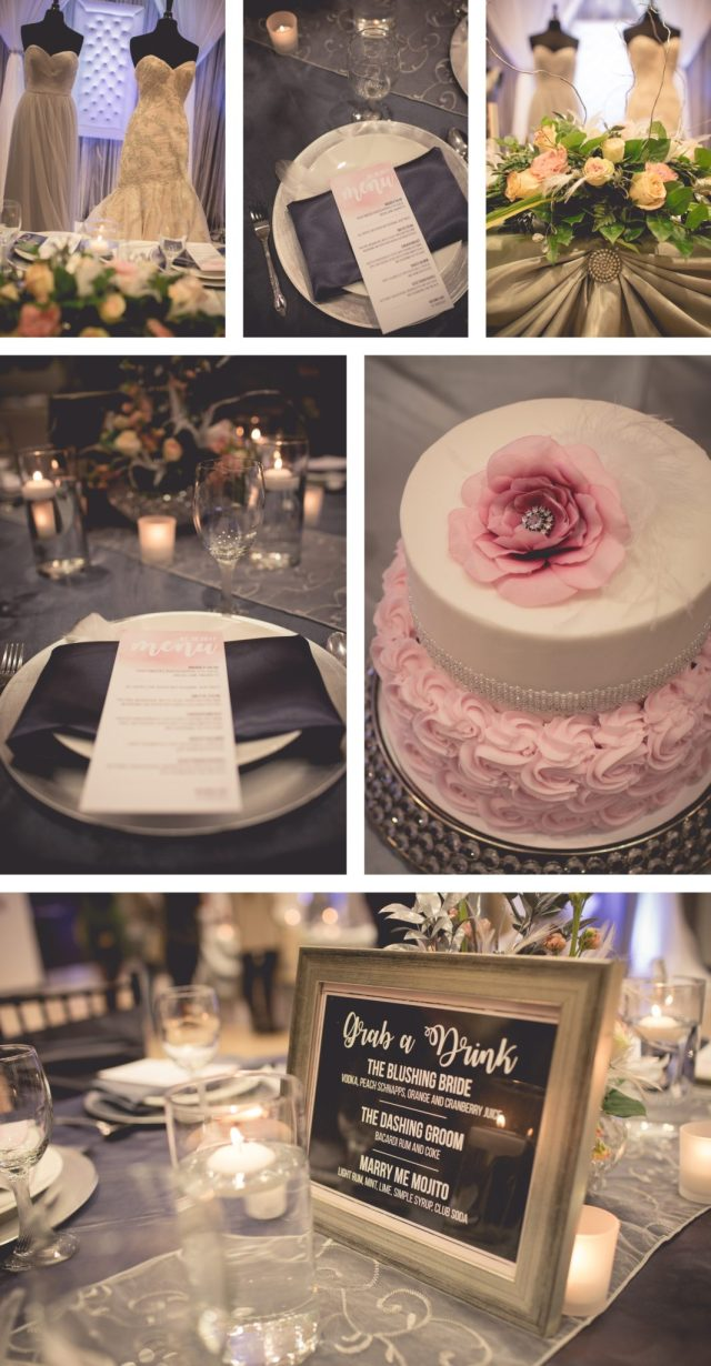 Pink Spruce Photography Best of Wedding Photos for 2017 - La Crosse Bridal Expo by The Wedding Tree