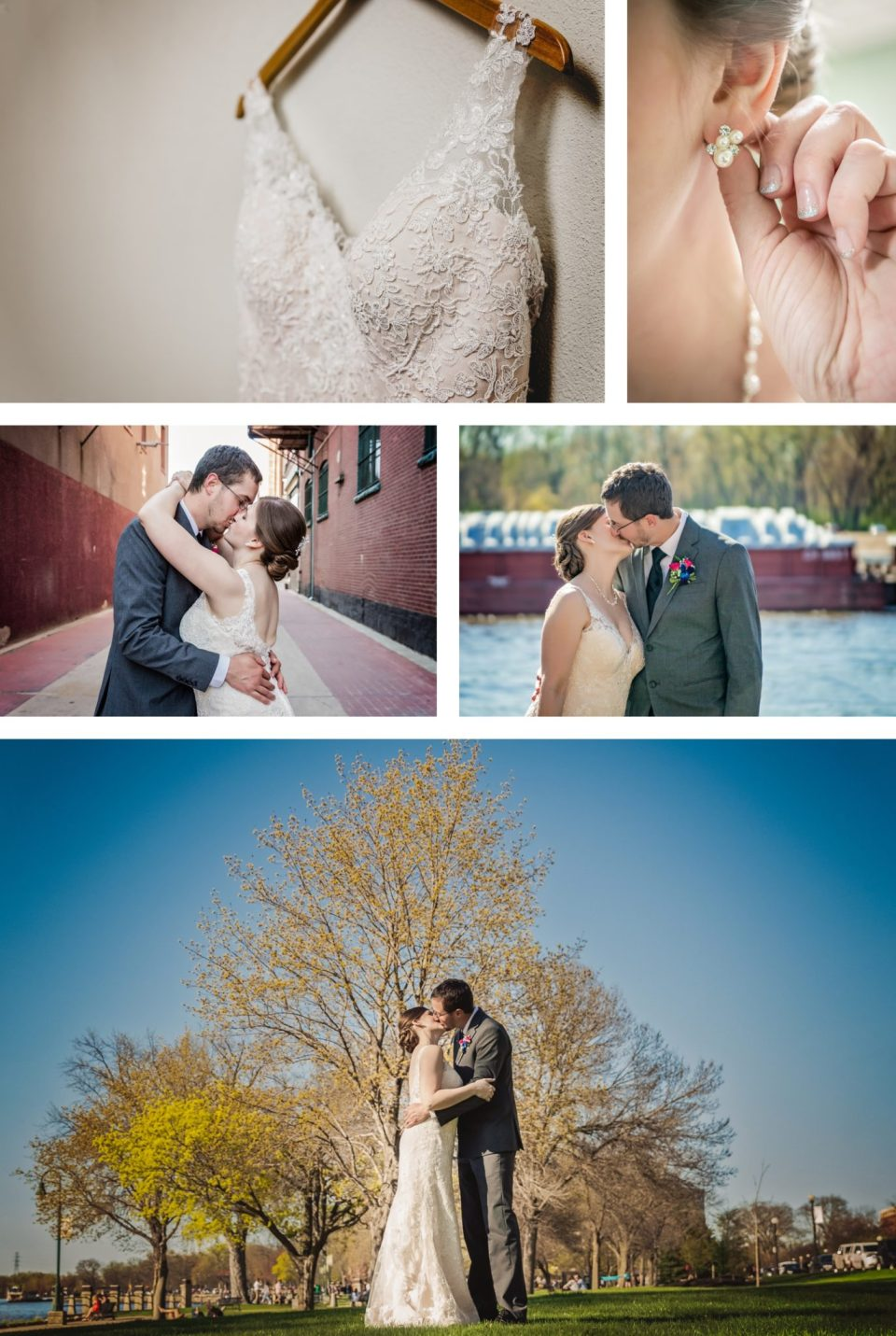 Pink Spruce Photography Best of Wedding Photos for 2017 - Nicole and Kyle