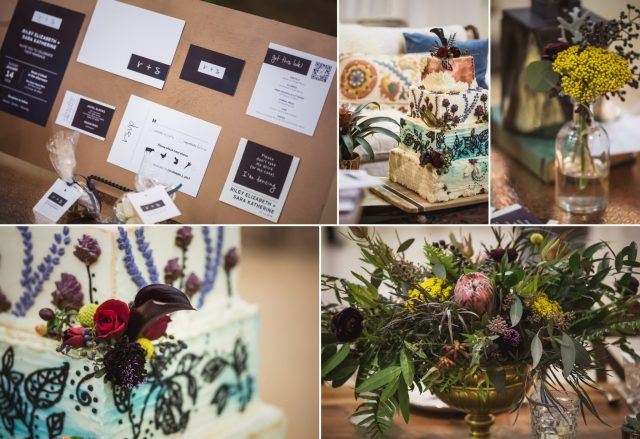 Modern Copper Boho Chic Wedding Theme   La Crosse Bridal Expo 2018   Photography by Pink Spruce Photography, Wedding Photographer La Crosse WI