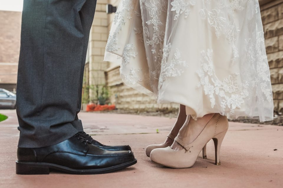 The Court Above Main Wedding La Crosse, WI | Nicole + Kyle