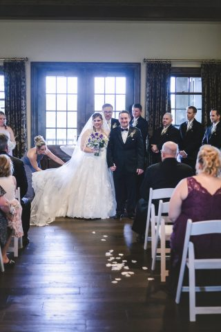 A Vintage Movie and Music Wedding at The Beloit Club | Pink Spruce Photography | Beloit Wisconsin Wedding Photographer