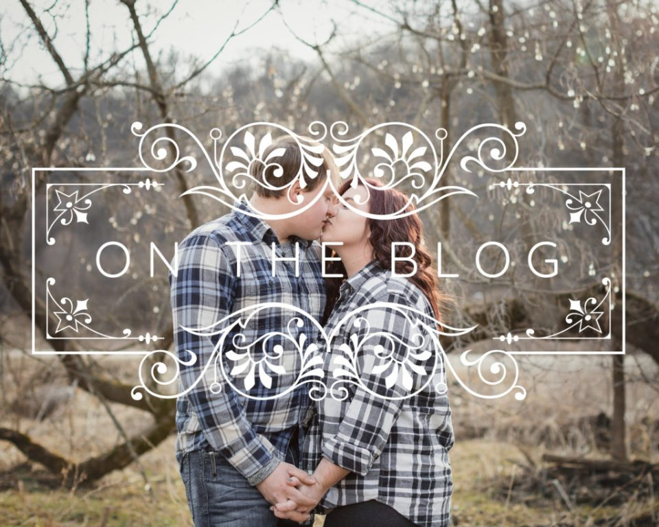 Spring Engagement Session at Cassell Hollow Farm · Rachel + Tristen