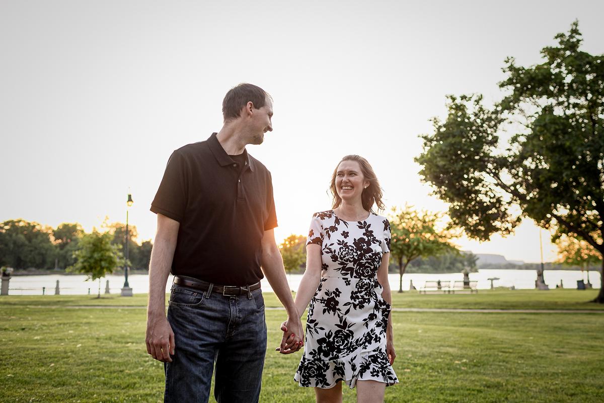 Summer Session at Riverside Park   Pink Spruce Photography – La Crosse Wisconsin Wedding Photographer