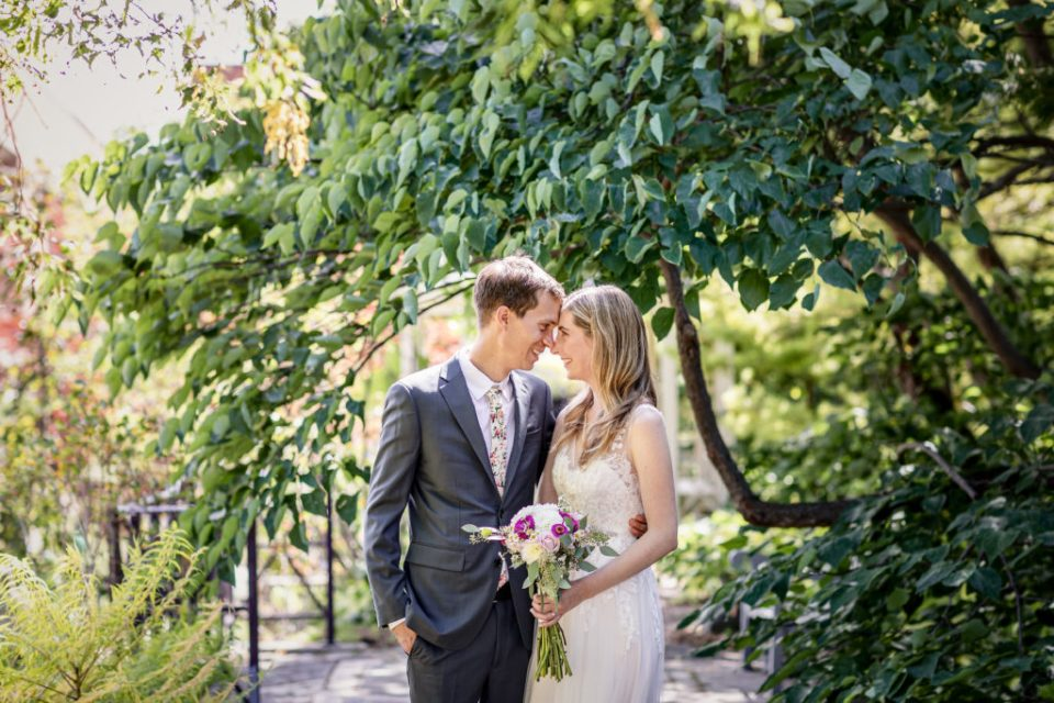 Allen Centennial Gardens Wedding | Madison, Wisconsin Wedding Photographer