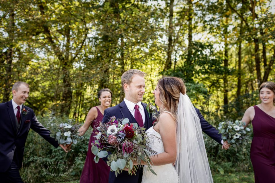 Winnebago Springs Wedding · McKennah + Jacob   Minnesota Wedding Photographer