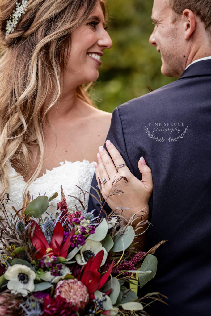 Wedding at Winnebago Springs · McKennah + Jacob | Caledonia MN Wedding Photographer