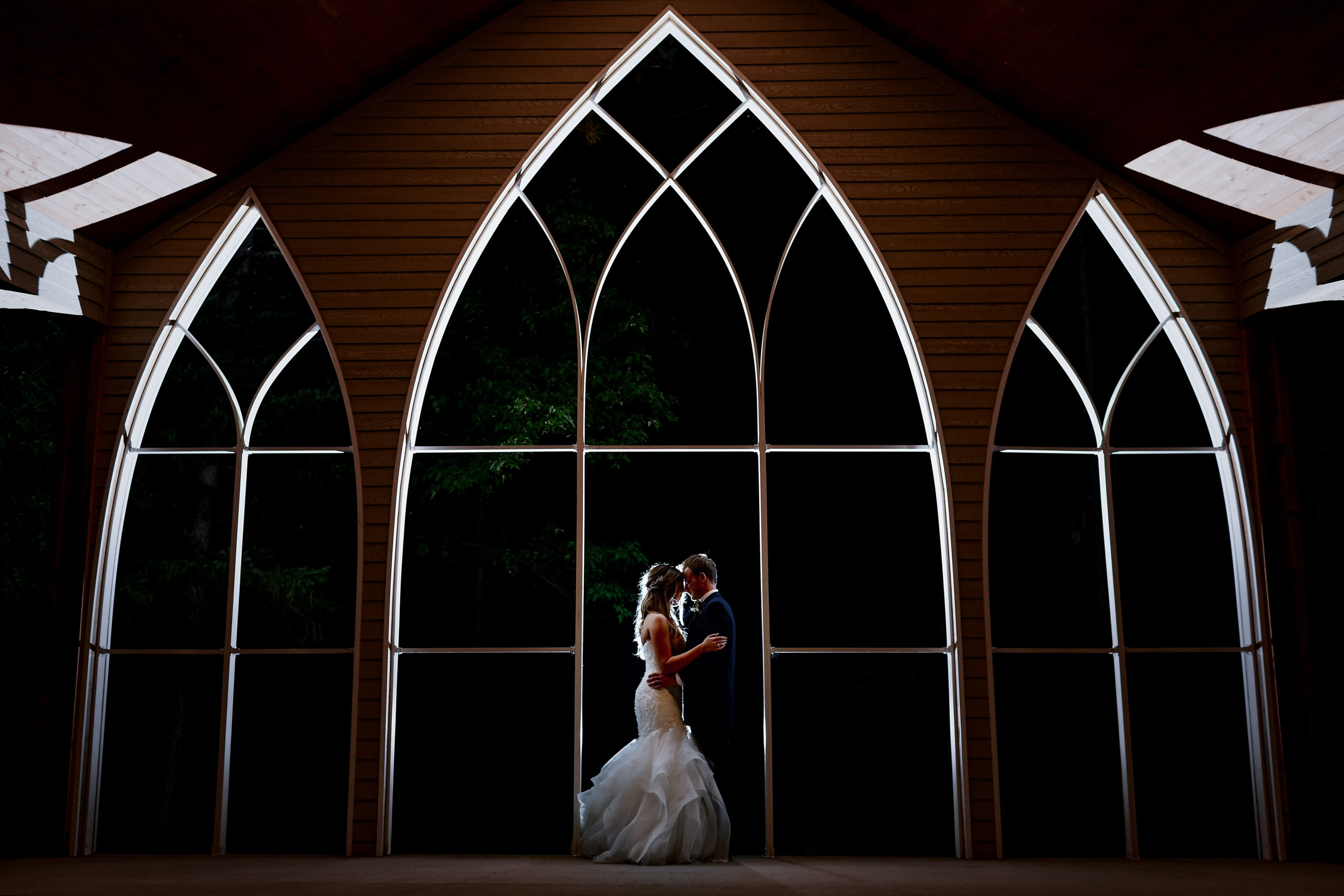 Twilight Session with Pink Spruce Photography at Winnebago Springs in Caledonia, MN