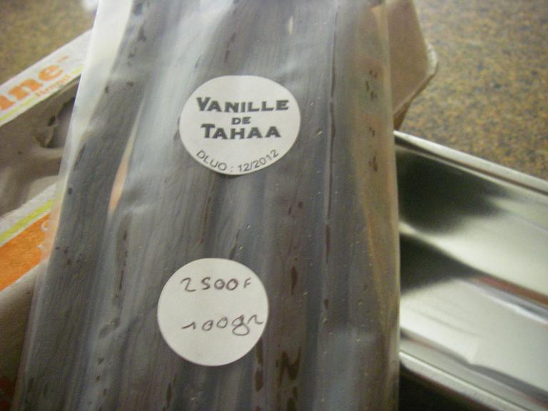 my gorgeous vanilla beans
