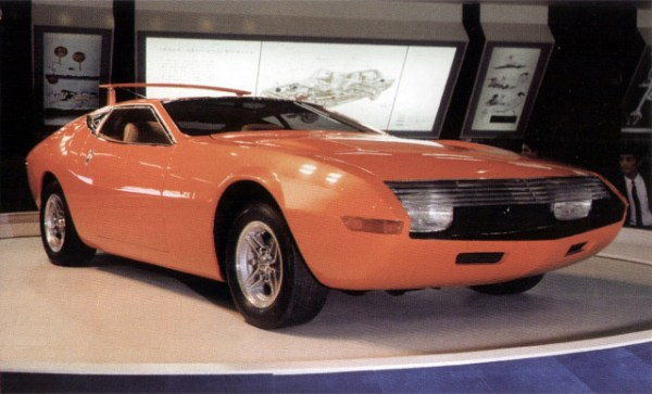 Photos 50 years of Japanese concept cars Pink Tentacle