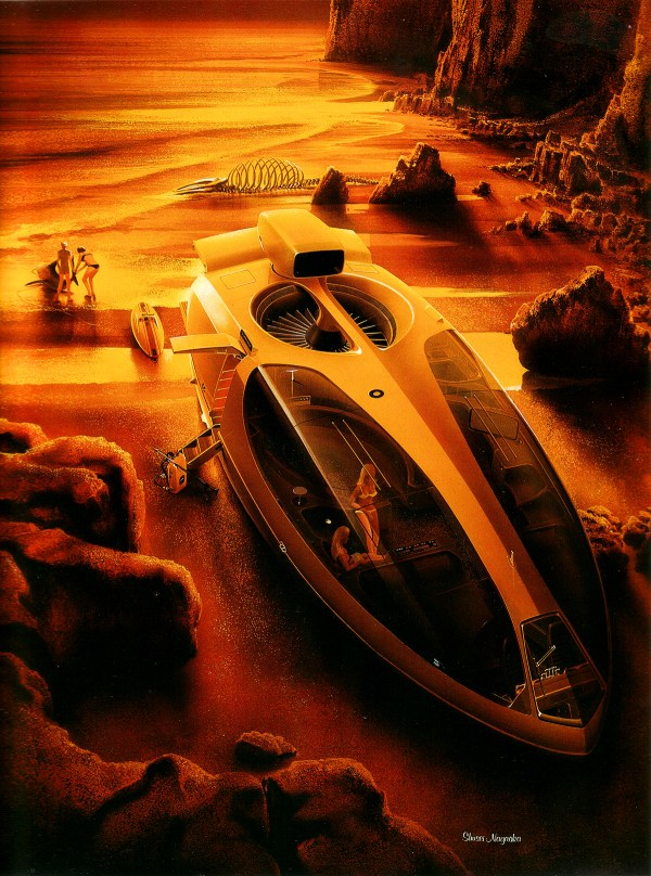 Sci-fi Illustrations Shusei Nagaoka Pink Tentacle