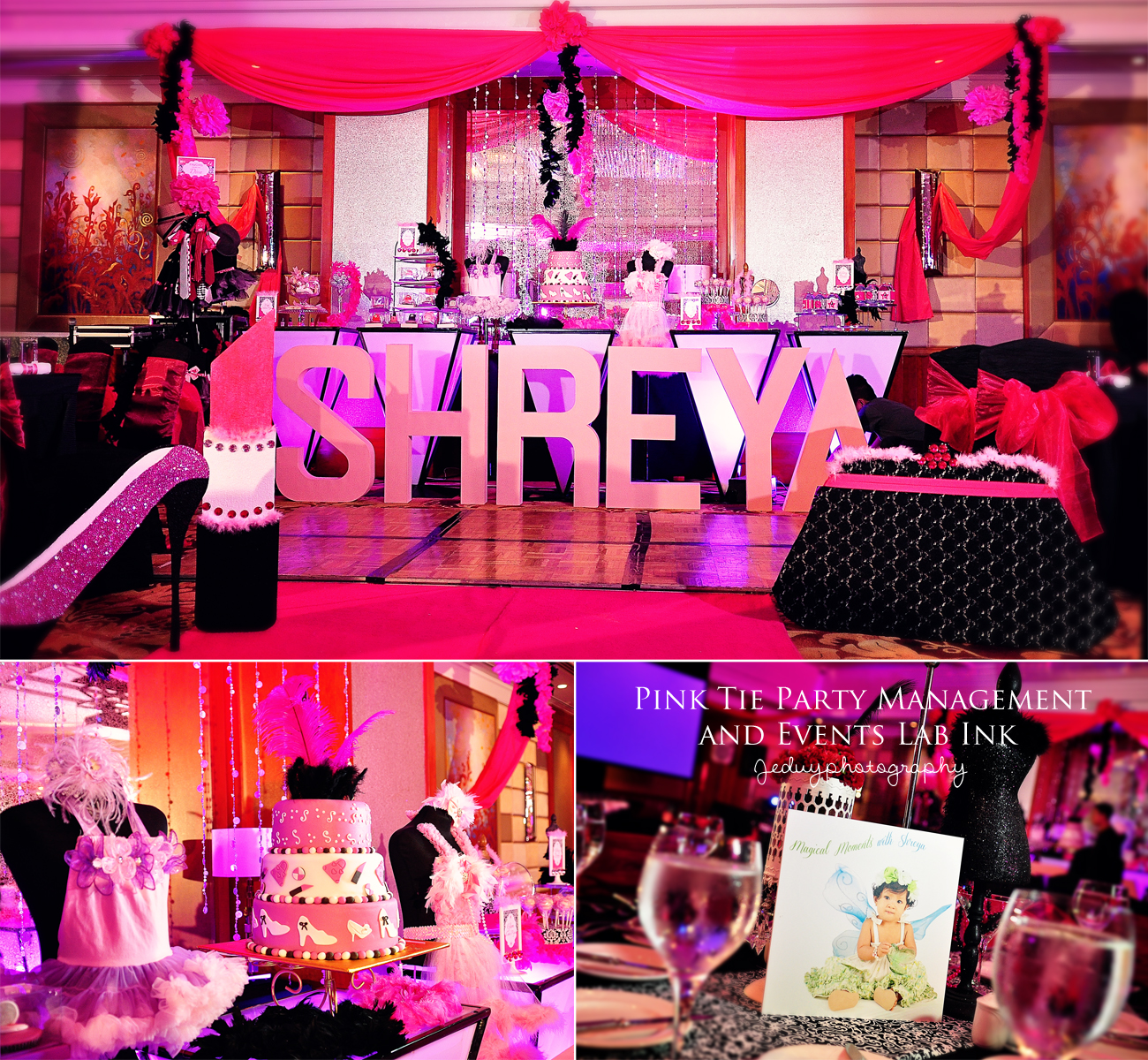 A New Yorker S Diva Fashionista Party Shreya S 1st