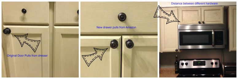 drawer pulls kitchen hardware