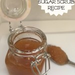 An amazing Sugar Scrub Recipe