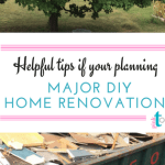 3 Major Home Renovations