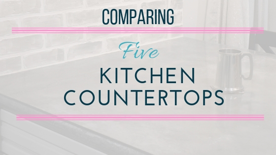 5 Types of Kitchen Countertops