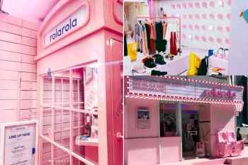 【韓旅】Kpop偶像愛用服裝品牌「rolarola」旗艦店於弘大開張~ 少女心設計秒成拍照熱點!!