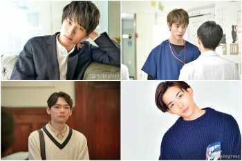 【日劇】你不得不知的日劇小帥哥~ 鈴木伸之・古川雄輝・龍星涼・宮澤冰魚,藏身在秋季日劇里的新生代男演員。