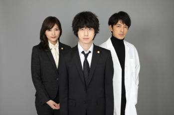 【日劇】坂口健太郎回歸小銀幕~ 主演新劇「Innocence」並與川口春奈 & 藤木直人共演。