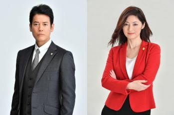 【日劇】化身醜聞纏身的精英人士~ 唐澤壽明確定參演「Good Wife」,首度與常盤貴子飾演夫妻。