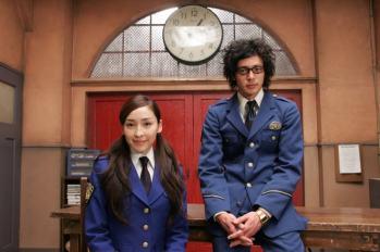 【日劇】小田切讓主演日劇「時效警察」,時隔12年再次以電視劇形式回歸。