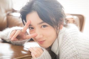 【日娛】永野芽郁從日本雜誌「Seventeen」畢業!成為繼廣瀨鈴之後,下一位同雜誌畢業的女演員。