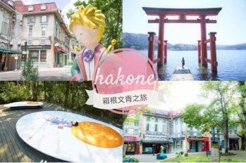 【箱根】接受藝術薰陶是假的,拍照打卡才是真的!到箱根不只有溫泉,還有很多超好拍的美術館~