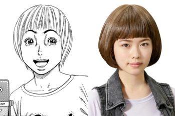 【日劇】小芝風花參演「學園爆笑王」,戴上假髮、說關東方言,初次挑戰「雙口相聲」。