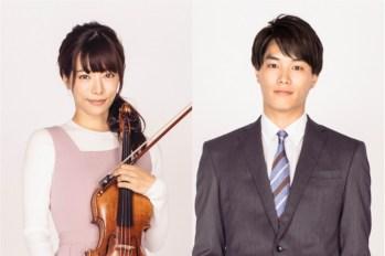 【日劇】繼「其實並不在乎你」後,再次與波瑠共演~ 鈴木伸之 X 櫻井友紀加入「G弦上的你和我」。