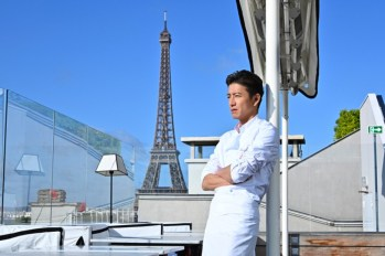 【日劇】木村拓哉厨師造型也太帥了~ 主演日劇「Grand Maison 東京」於巴黎開鏡。
