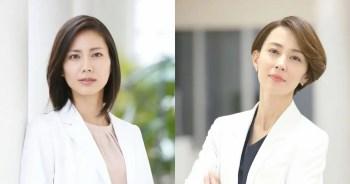 """【日劇】原來近期吹的是""""女醫風""""~ 松下奈緒 & 木村佳乃暌違14年再合作,飾演癌症專科醫生。"""