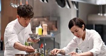 尾花與倫子最後的擁抱熱血感人~ 觀眾敲碗期待續篇~「Grand Maison 東京」最終回以16.4%收視率完美收官~