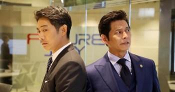 反町隆史暌違21年月9登場~ 與織田裕二初共演,客串「SUITS 2」。