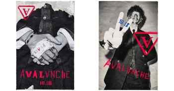「AVALANCHE」人物介紹 + 分集劇情 | 綾野剛與『家族極道物語』導演再度合作,化身神秘組織成員。