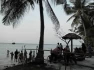 Pemandangan Tanjung Barat Tidung