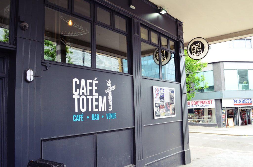 cafe totem sheffield gig guide