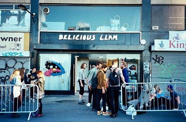 delicious clam sheffield gig guide