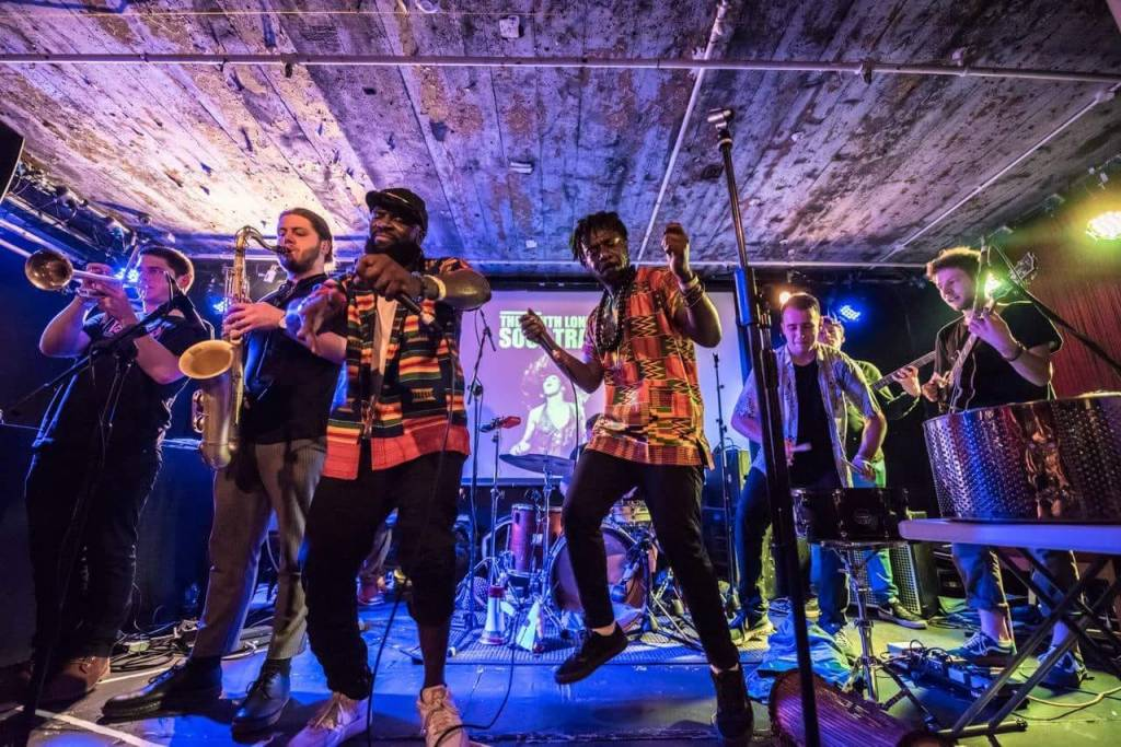 K.O.G & The Zongo Brigade: Afro-Fusion At Its Finest | PINK WAFER