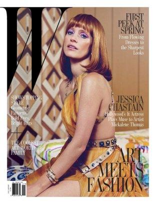 Jessica-Chastain-W-Magazine-3
