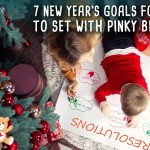 7 New Year's Goals for Children to Set With Pinky Bear in 2021.