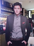 Ji Chang Wook handsome life size standee